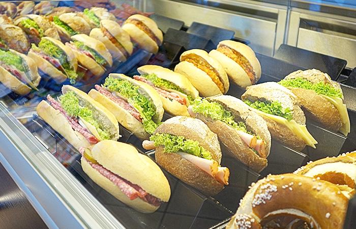 Belege Semmel und Sandwich | Autohaus Mayer-Tuerkheim