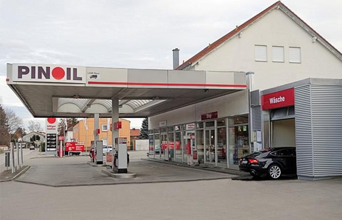 Tankstelle und Waschstrasse | Autohaus Mayer-Tuerkheim