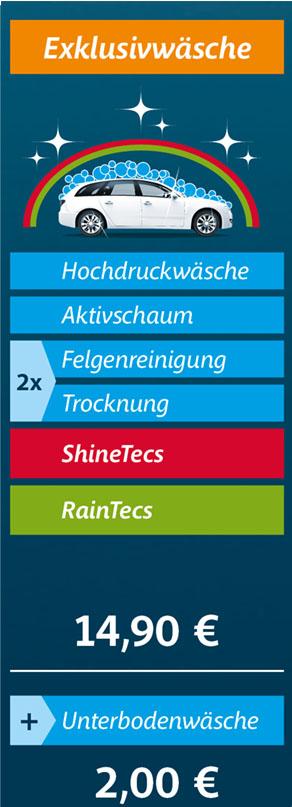 Exklusiv-Autowaesche | Autohaus Mayer-Tuerkheim