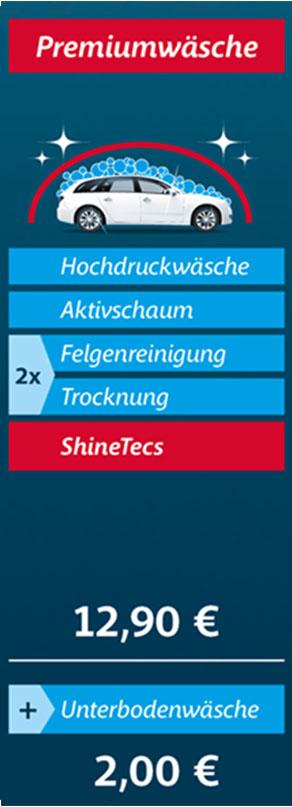 Premium-Autowaesche | Autohaus Mayer-Tuerkheim