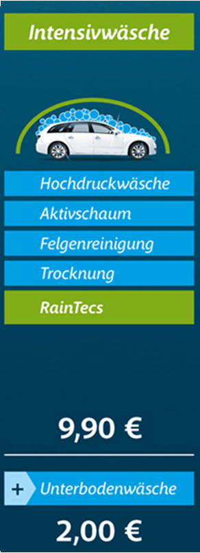 Intensiv-Autowaesche | Autohaus Mayer-Tuerkheim
